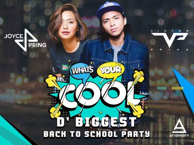 Victor and Joyce Pring for What's Your Cool
