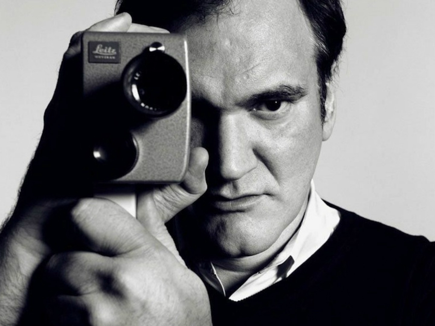 Writer/Director Quentin Tarantino