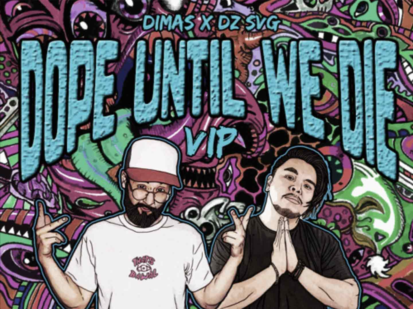 Dino Imperial DZ SVG and DIMAS for DUWD