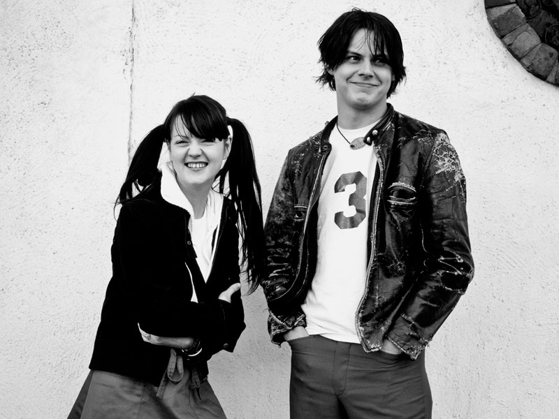 Jack and Meg White