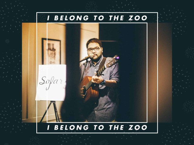 Indie music artist I Belong To The Zoo
