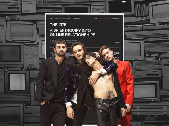 The 1975 new single Love It If We Made It