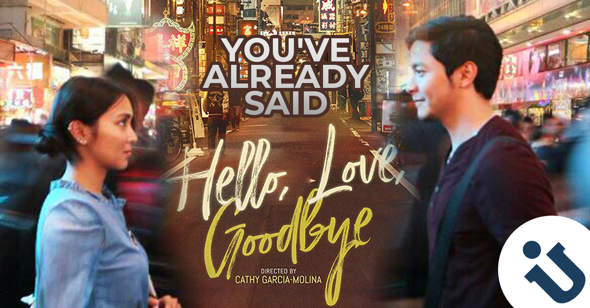 hello love goodbye review