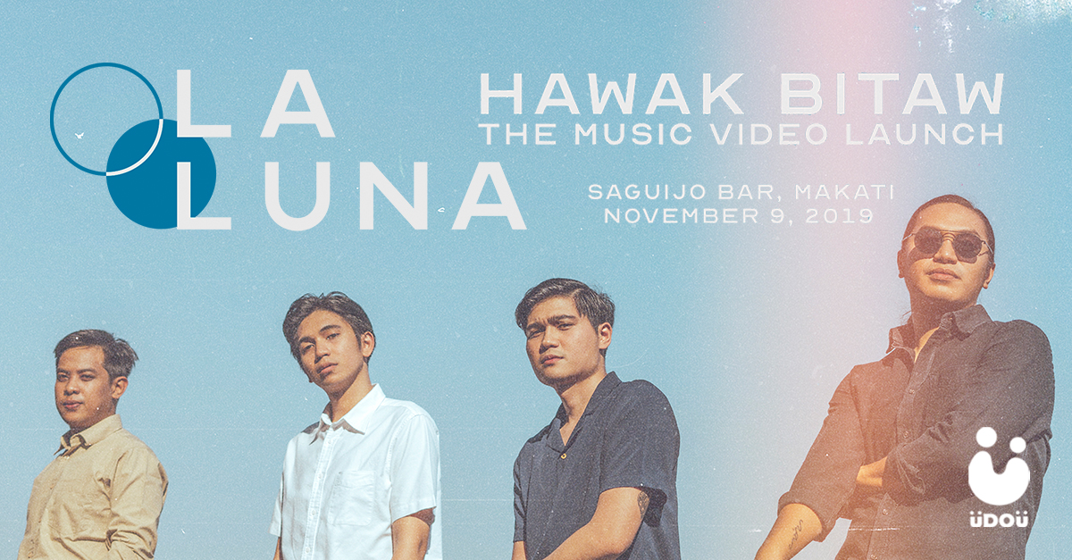 Hawak Bitaw Music Video Launch Header U Do U
