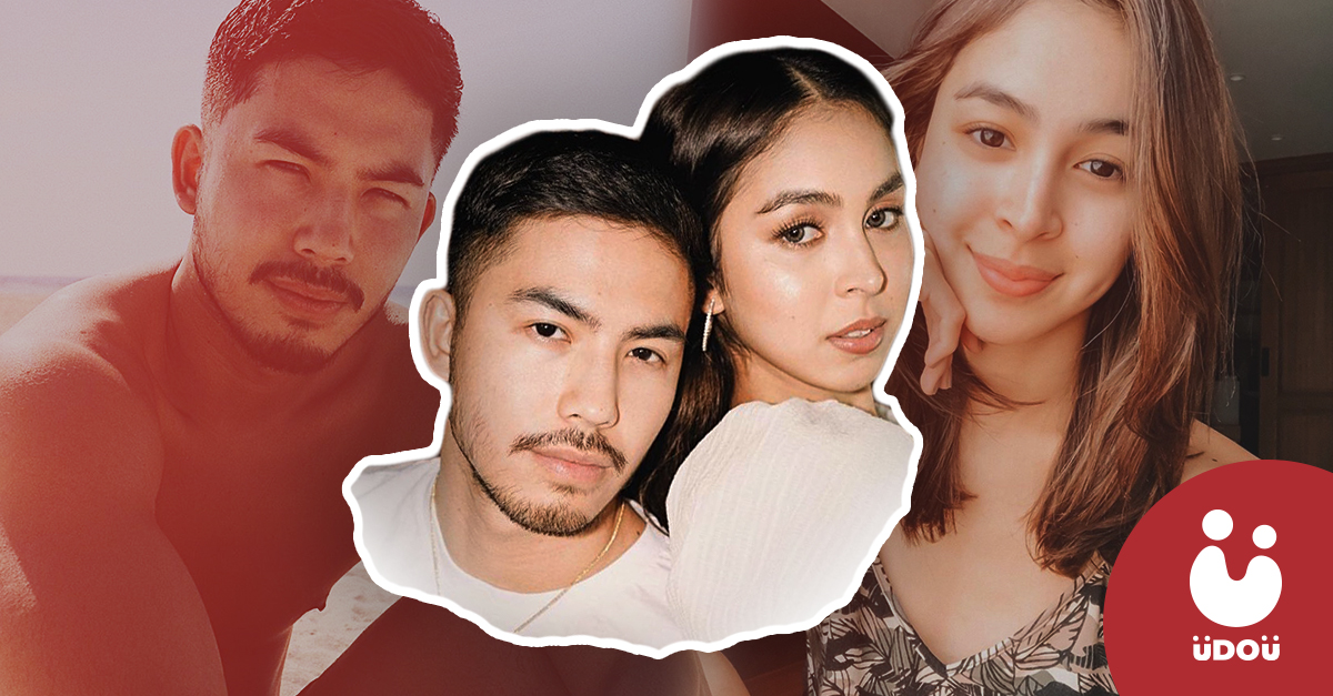 Julia Barretto and Tony Labrusca intimate scenes