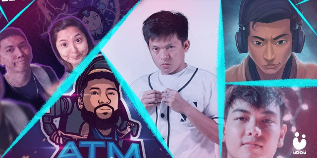Weekly Top 5 Rising Streamers