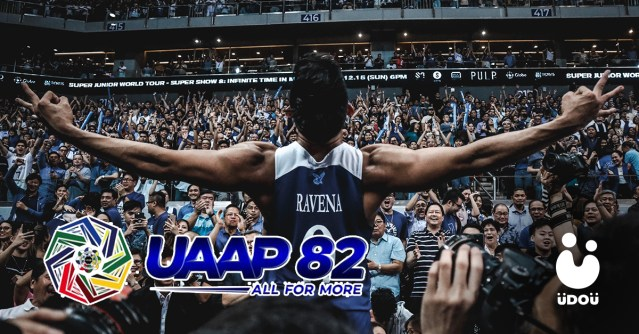 Ateneo Blue Eagles Champions Since 2017 U Do U Header