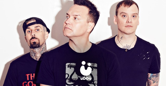 Blink-182 new Christmas Song U Do U Header