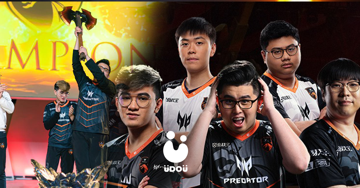 TNC win Chengdu Major