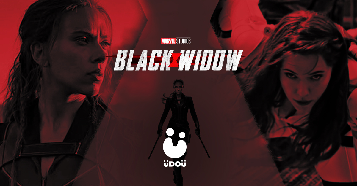 Black Widow Teaser Trailer MCU Phase 4 U Do U Header