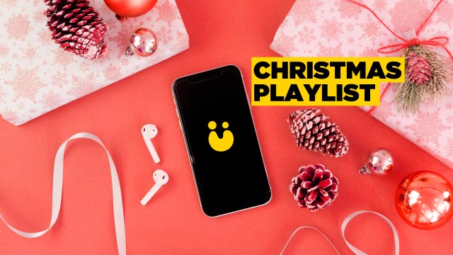 Christmas Playlist U Do U Header