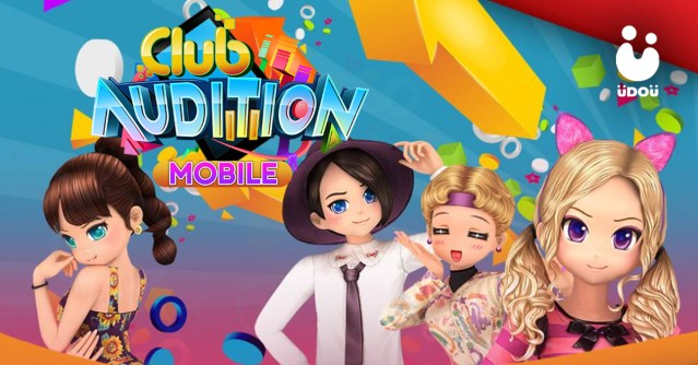 Club Audition Mobile beta