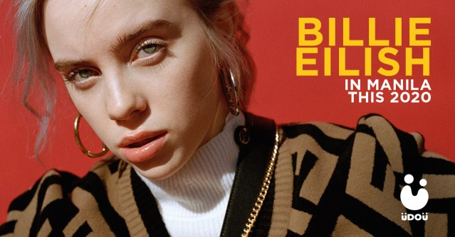 Billie Eilish Manila Concert 2020 U Do U Header