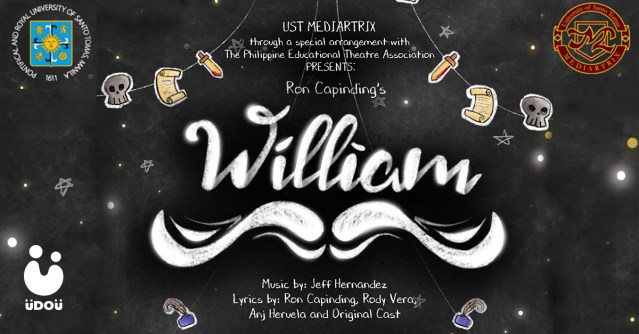 William by UST Mediartrix U Do U Header