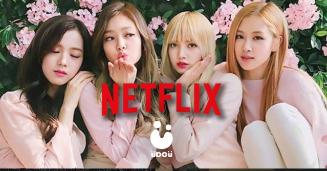 BLACKPINK on Netflix U Do U Header