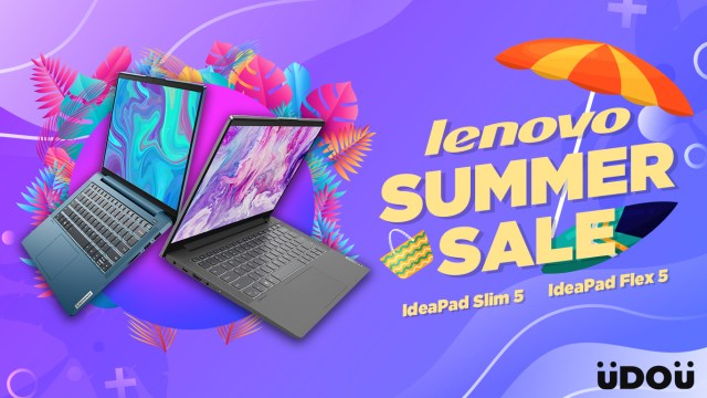 Lenovo Summer Sale