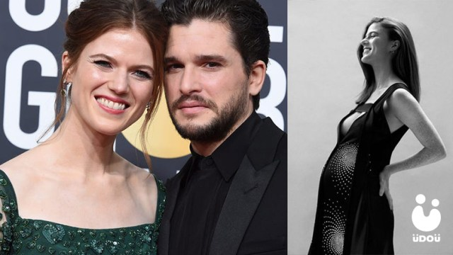 Kit Harington And Rose Leslie Are Expecting First Baby