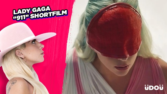 "LADY GAGA RELEASES SHORT FILM FOR ""911"""