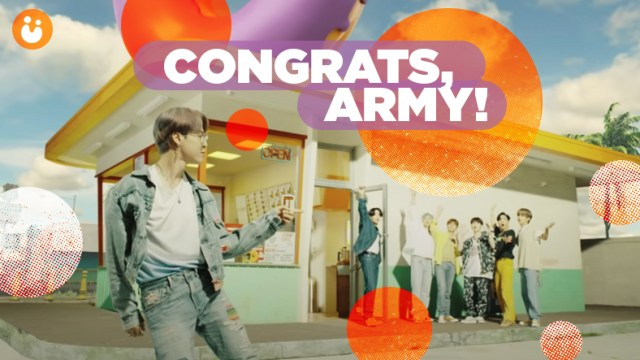 bts tops billboard100 because of army 2020