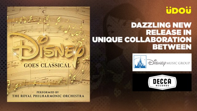 'Disney Goes Classical' Album by Royal Philharmonic Orchestra