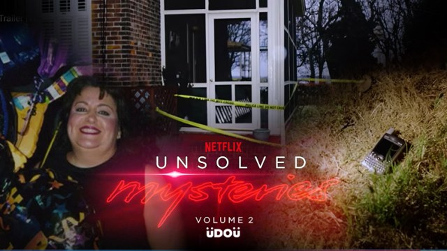 Netflix Unsolved Mysteries Volume 2 Trailer