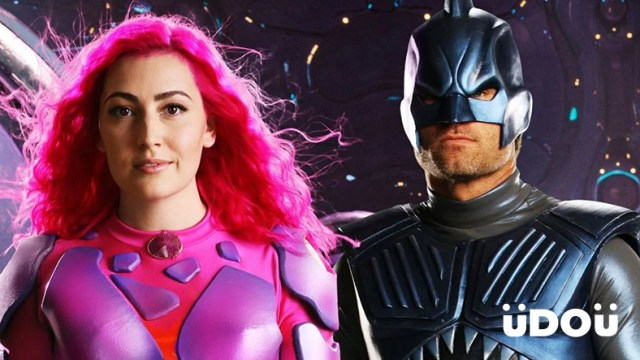 Adult Versions of Sharkboy and Lavagirl are Coming to Netfllix