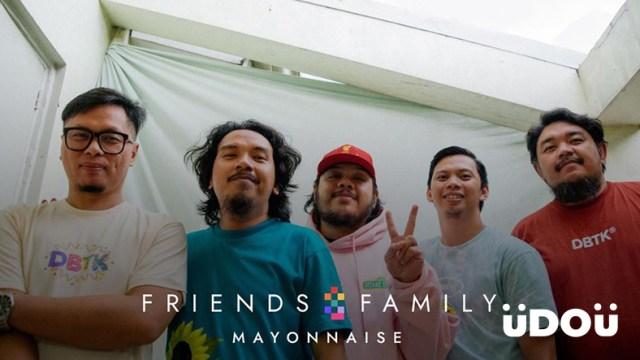 Mayonnaise unveils tracklist for new album 'Friends & Family'