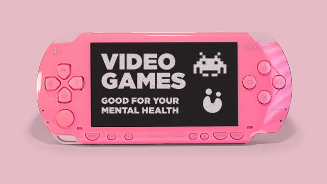 Oxford study says that video games are good for mental health