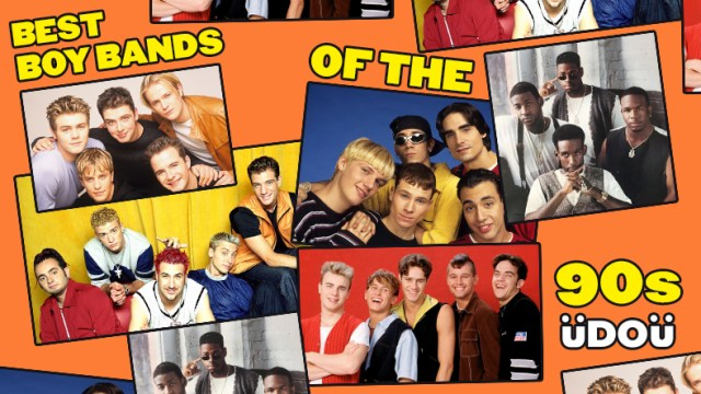 best boy bands of the 90s