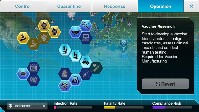 Play Plague Inc: The Cure for Free