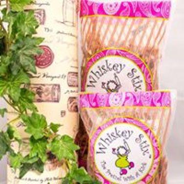 Whiskey Stix Udoughgirls Amazing Pretzel Snack