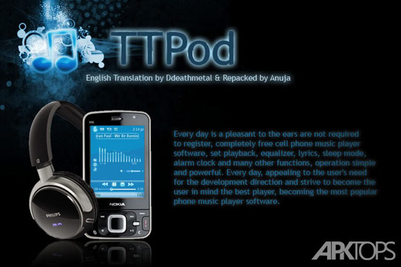 Free Download TTPod APK v - APK4Fun