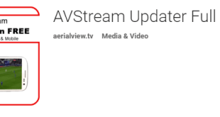 AVStream Updater Full Version v11 0 pro apk – UdownloadU