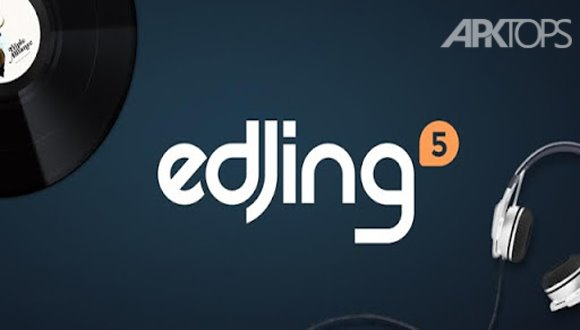 edjing 5 DJ Music Mixer Studio v5 4 2 MOD Apk Download Now