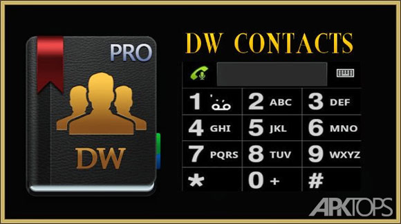 DW Contacts & Phone & Dialer v3 0 6 3-pro Patched Apk is Available