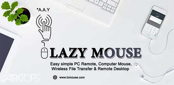 Lazy Mouse Pro PC Remote v1 0 1 2 Apk is Available