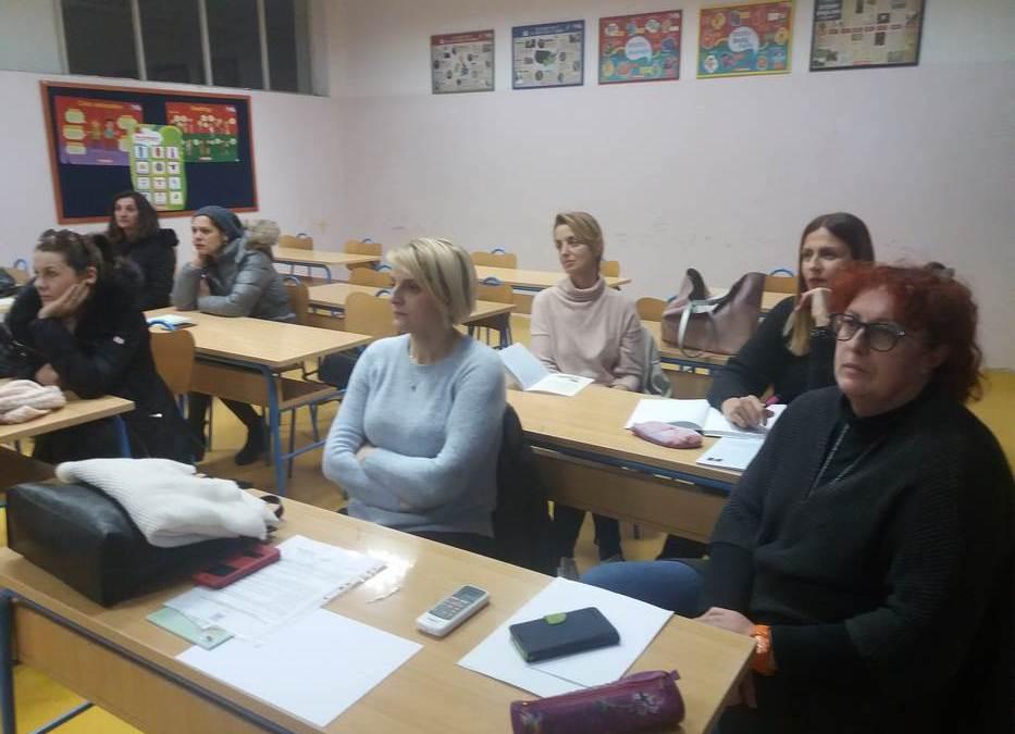 Drugo predavanje na temu: Primjena neurofeedback terapije u radu s djecom s teškoćama