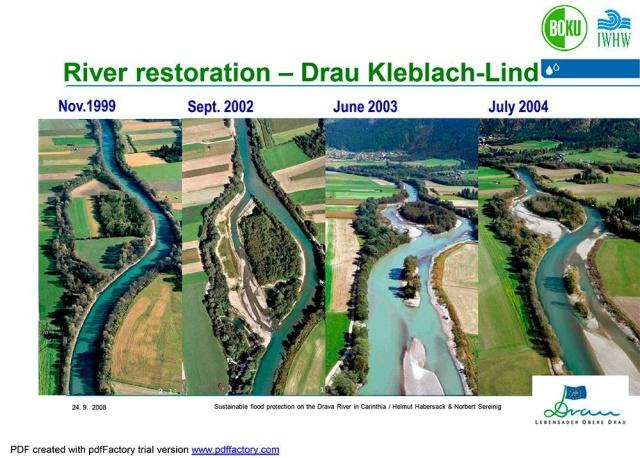 Restauracija toka rijeke