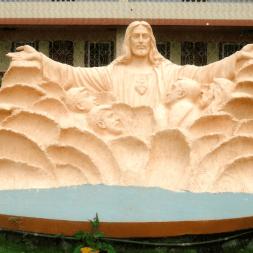 Jesus Christ by Ganesh Kshirsagar Udyojak Suchi