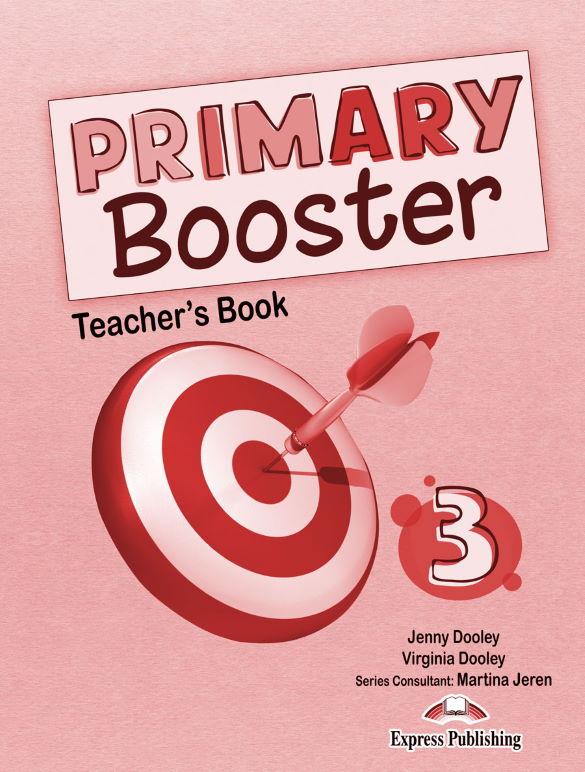 Primary Booster 3 – Teacher's Book