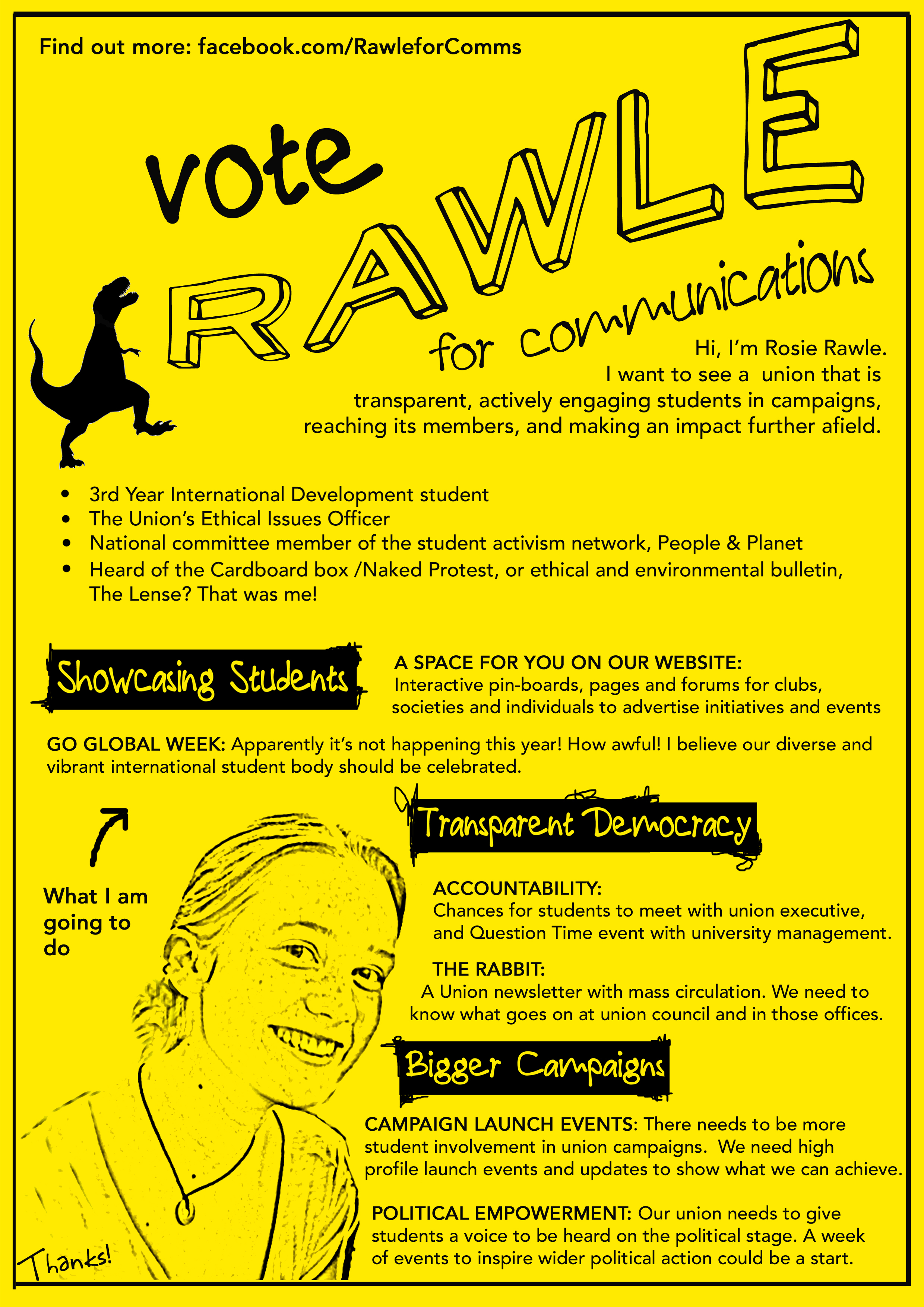 Communications Officer Candidates