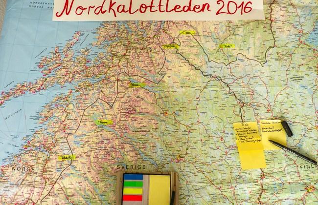 Mein Neues Abenteuer Nordkalottleden Zu Fuss 800 Km Durch Die