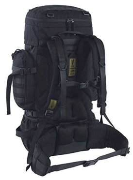 tasmanian tiger rucksack raid hinten