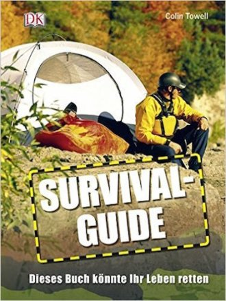 survival-bücher survival guide colin towell