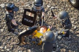elektro longboard polizei