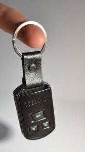 Minikamera getarnt in Autoschlüssel