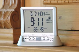 Spycam getarnt in Thermometer