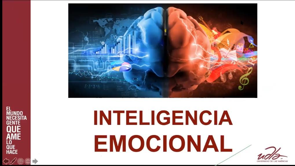 Conferencia Inteligencia Emocional