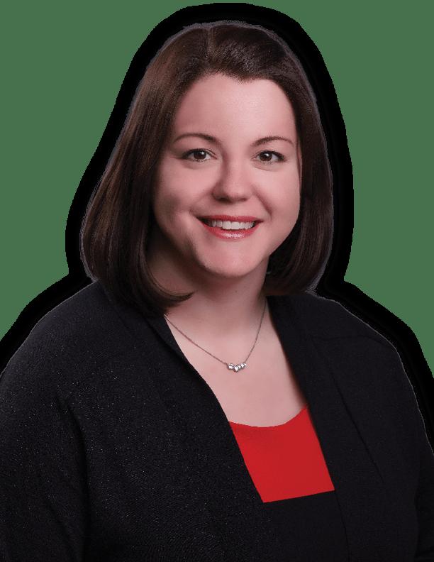 Portrait of Julie Ward, Lending Manager
