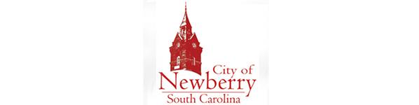 Logo of UECU Partner Company City of Newberry, South Carolina